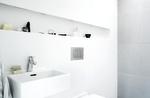 Tvättställsblandare med lyftventil