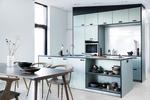Tysk designet Slate i et moderne køkken
