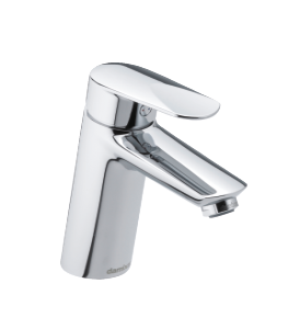 Clover Green Basin Mixer with pop up waste