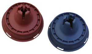 Spare Parts Colour marking red and blue (Bell and Venus 2-grip)