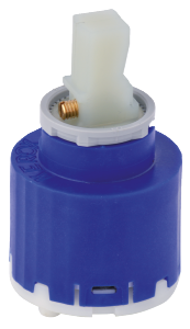 Spare Parts Ceramic cartridge (most one-grip mixers)