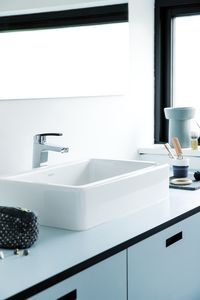 Slate Basin Mixer with pop up waste