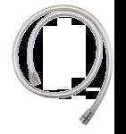 Easyflex Kunststoffschlauch in Silberoptik 1500 mm