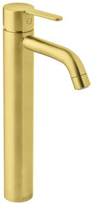 Silhouet Basin Mixer - Large (Brushed Brass PVD)