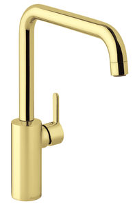Silhouet Kitchen Mixer (Polished Brass PVD)