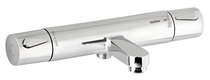 Thermixa Silhouet termostatarmatur til kar og bruser