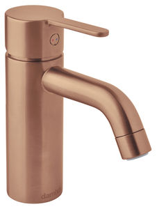 Silhouet Basin Mixer - Small (Brushed Copper PVD)