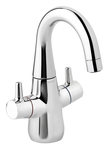 Basin Mixer with pop up waste