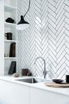 Danish designed Damixa Venus 3-grip kitchen mixer
