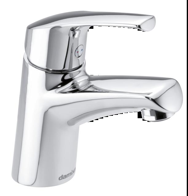 Classic one-grip Rowan basin mixer