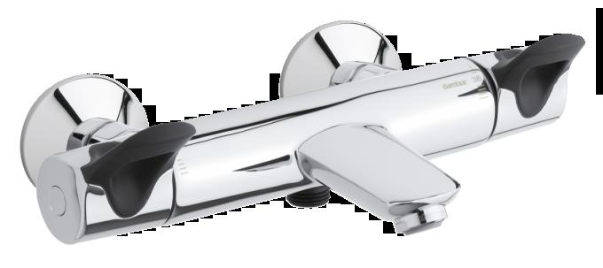 Damixa Clover Easy 300 termostatarmatur i dansk design