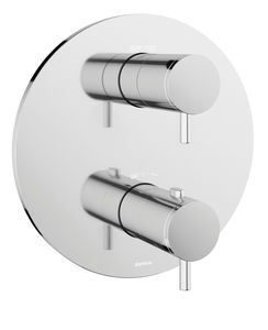 Concealed Exposed Kit - Thermostatic