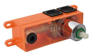 Armatura podtynkowa Skrzynka podtynkowa baterii umywalkowej